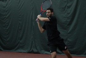 Men's Tennis Shuts Out Montana State, Beats Weber State 6-1