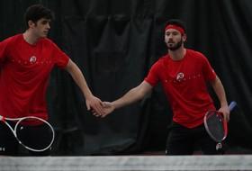 Men's Tennis Drops Match Against No. 19 USC