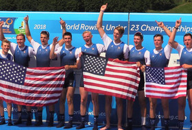 U.S. Men Win Gold On Final Day Of Under-23 Worlds