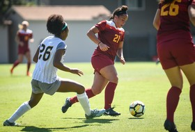 No. 6 USC Escapes Arizona with a 1-0 Double-Overtime Victory