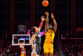 Daniel Utomi Erupts For 23 Points as USC Men's Basketball Routs Washington State, 70-51