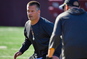 PHOTO GALLERY: USC Football's New Assistants in Action