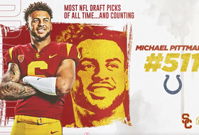 Michael Pittman Jr. Picked in Second Round of 2020 NFL Draft By Indianapolis Colts