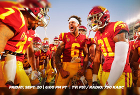 USC Football Hosts No. 10 Utah in Key Early Pac-12 South Battle