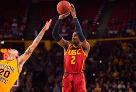 USC Men's Basketball Falters in Nail-Biter at Arizona State, 66-64