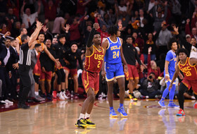 Jonah Mathews Hits Game-Winner, Becomes USC's All-Time 3-Point Leader in Trojans' 54-52 Win Over UCLA