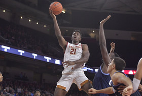 Onyeka Onkongwu, Daniel Utomi Shine as USC Men's Basketball Prevails in Exhibition Against Villanova