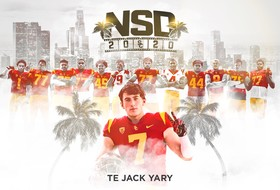 Jack Yary Signs With USC Football