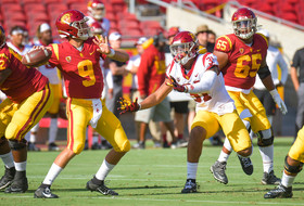 USC Spring Practices Open to the Public; Spring Showcase Set For April 11 in the Coliseum