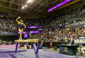 Gymnastics Set To Host Meet The GymDawgs On Saturday