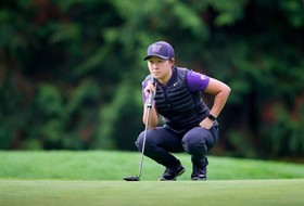 Rhee Tied for Second After Shortened First Day at Bruin/Wave Invitational