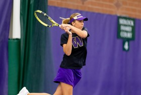 Gallagher/Kopcalic Advance to ITA NW Regional Doubles Final