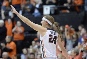 Wiese Awaits WNBA Draft on Thursday
