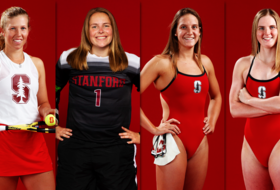 Four Named Academic All-District