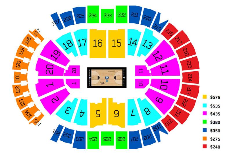 2018 Pac 12 Men S Basketball Tournament Tickets Info Pac 12