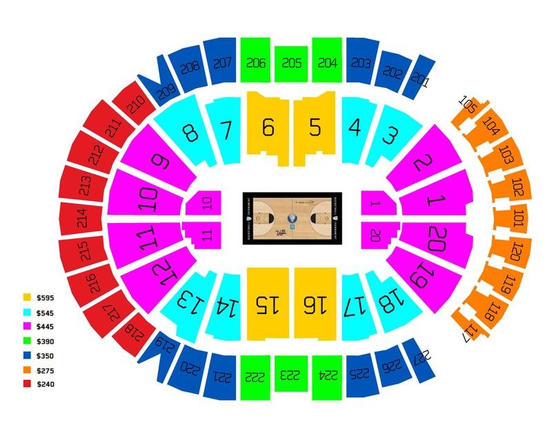 2020 Pac-12 Men's Basketball Tournament Tickets Info | Pac-12