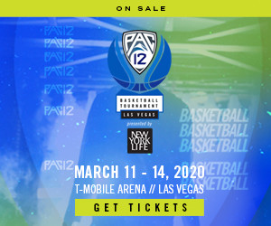 Buy Pac-12 Men's Basketball Tournament Tickets