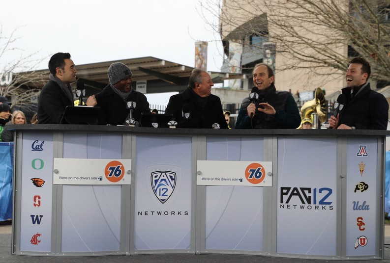 Pac-12 on the Road: Oregon