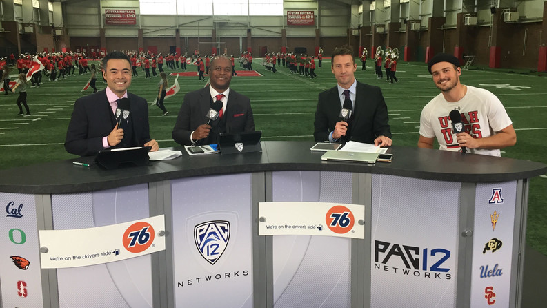 Pac-12 on the Road: Utah