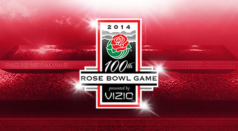 100th Rose Bowl Game presented by Vizio