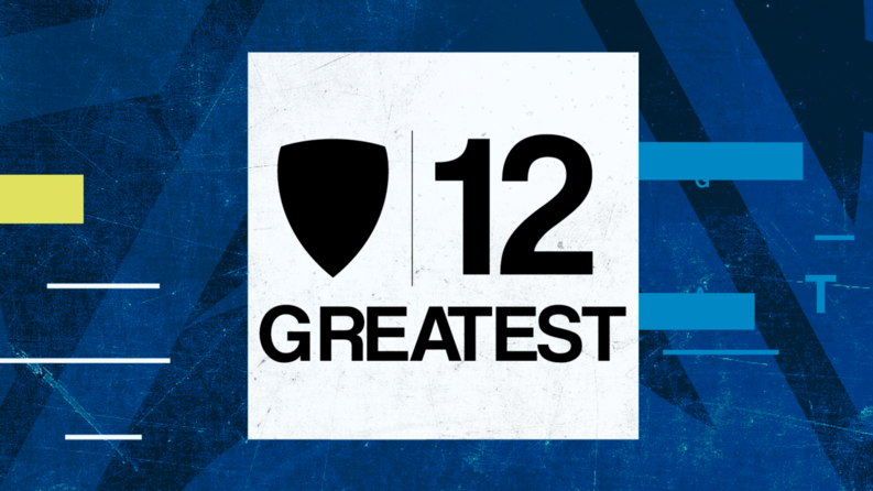 the 12 greatest