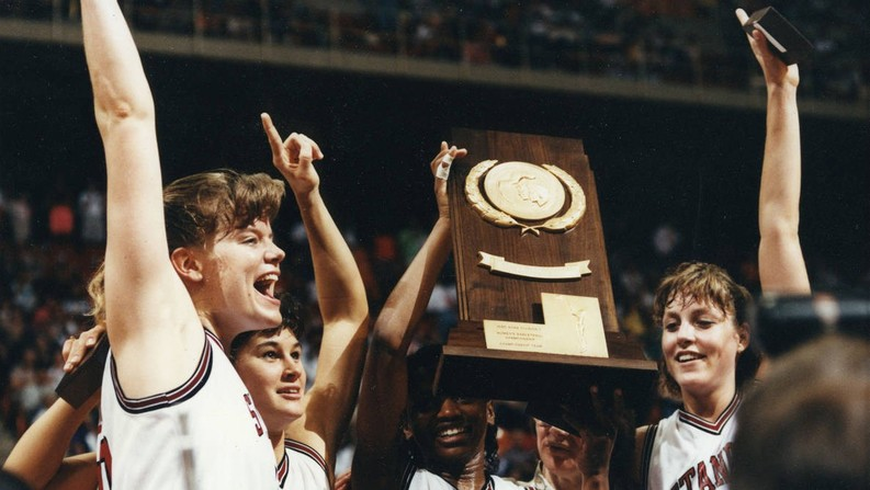 1992 Stanford NCAA Champions