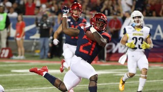 Uofa Football Score >> Arizona Football Schedule Pac 12