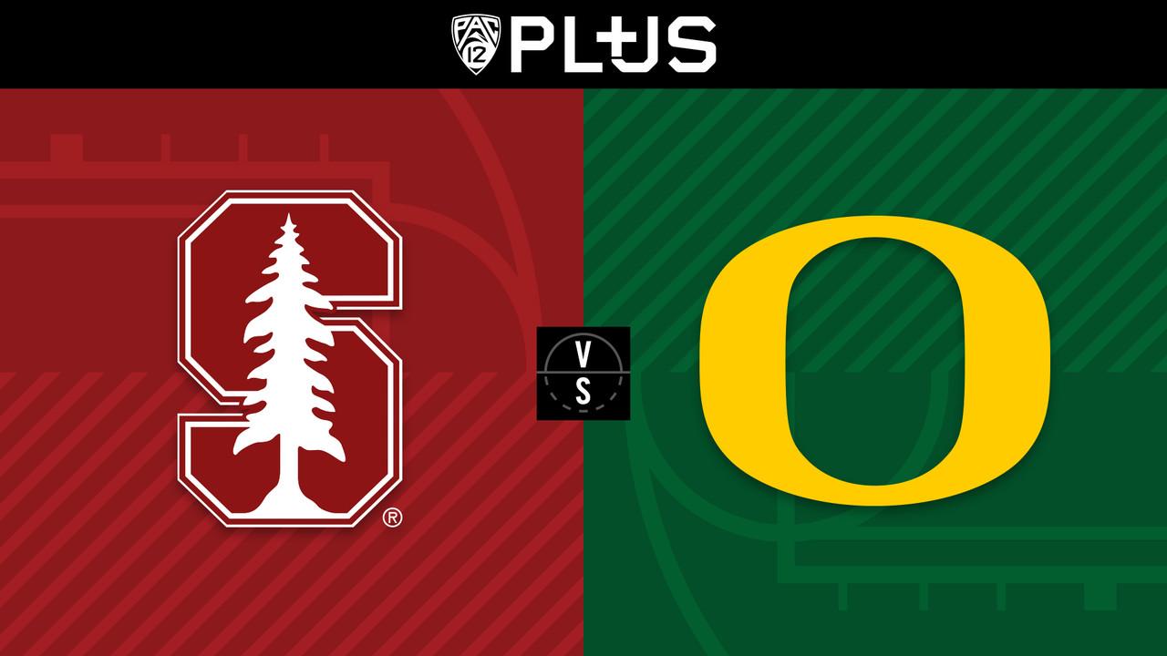 Stanford Cardinal vs Oregon Ducks Men's Basketball