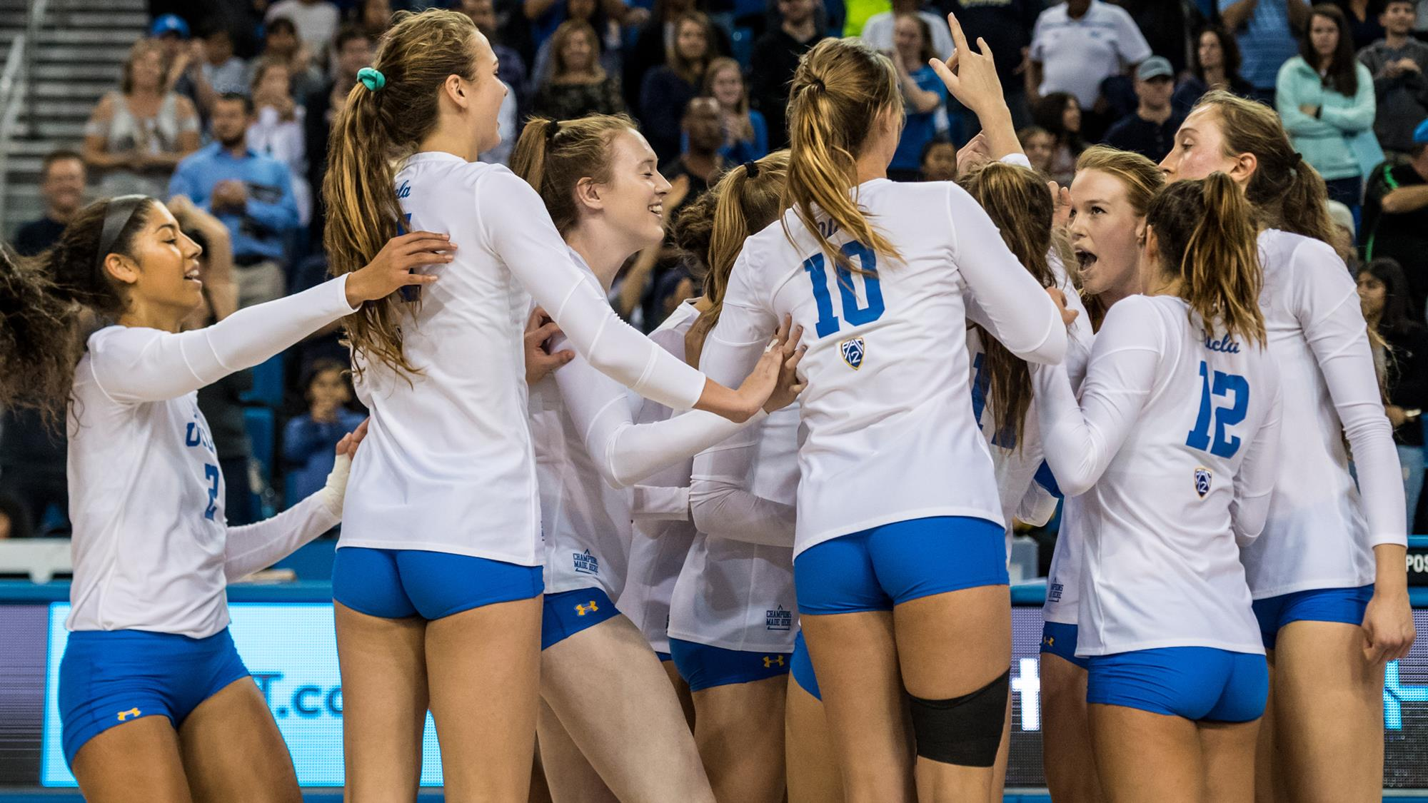 UCLA Bruins vs USC Trojans Women s Volleyball - November 25 5748345eff46