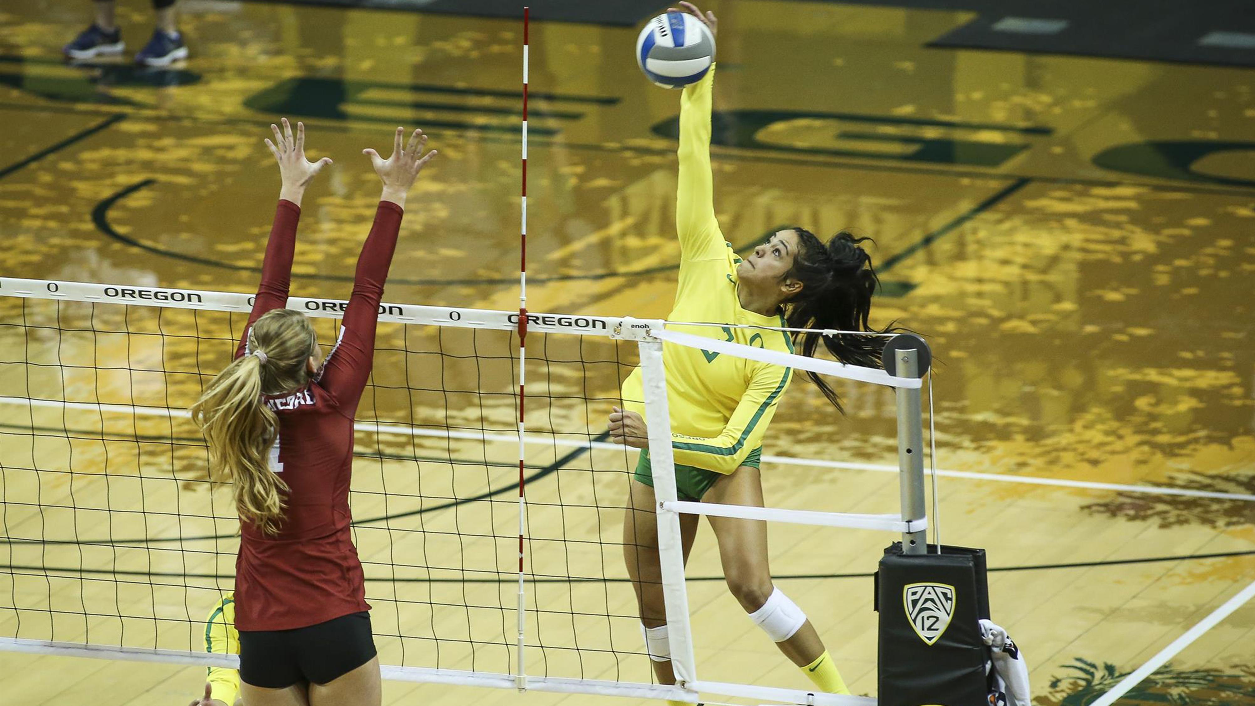 big ten volleyball standings 2020